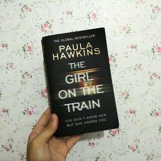 The Girl On The Train Novel