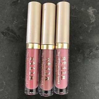 Stila Liquid Lip - Nude Mini Set