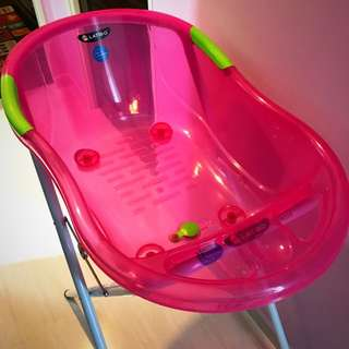 Baby Bathtub with Stand