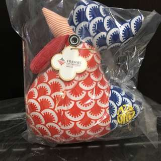 Rooster Plush Toy