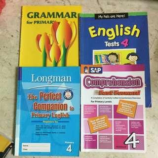 Primary 4 English
