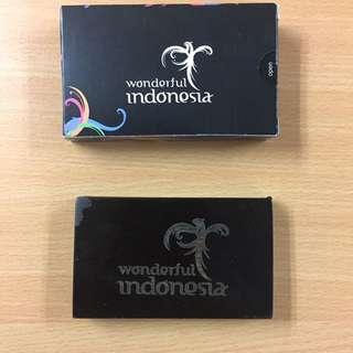 Wonderful Indonesia Card Holder