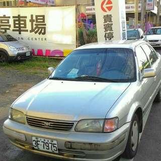 幫丈母娘便宜賣Toyota (豐田)TERCEL