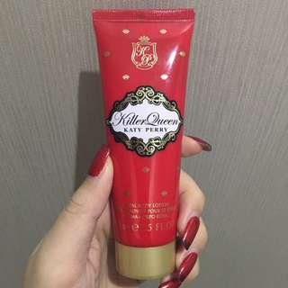 Katy Perry Killer Queen Body Lotion