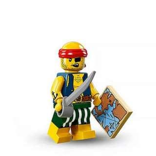 Lego CMS 16 Pirate