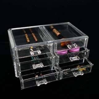 6 Drawers Cosmetic Organizer
