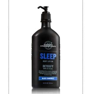 PENDING Bath & Body Works USA Black Chamomile Body Lotion