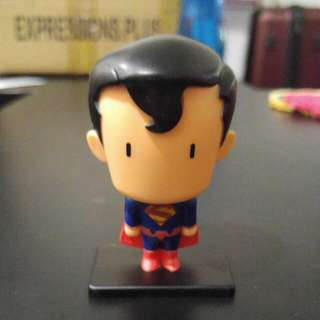 DC: Superman Mini Statue (Hungry Jacks Edition)