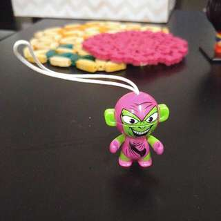 Green Goblin Key Chain