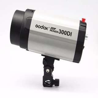 Godox Mini Pioneer Series 300DI Flash Strobe Kit Set