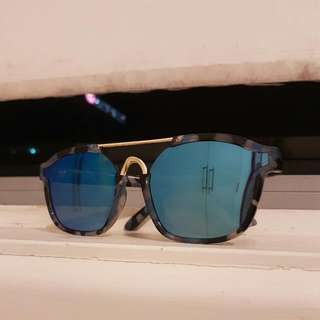 BLUE LAGOON Sunglasses (MIRROR)