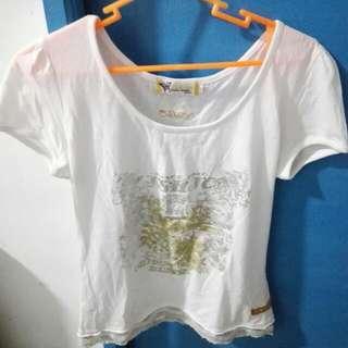 Preloved  White T-shirt