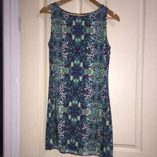 all about Eve dress size 8