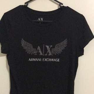 Armani Ex Tshirt Women Size M