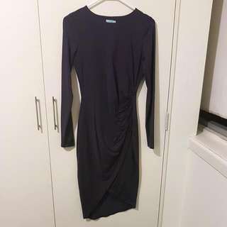KOOKAI - Long Sleeve Bodycon Dress