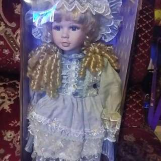 Doll Tall And Beautiful
