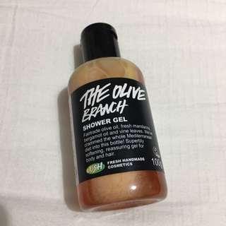 Lush The Olive Branch Shower Gel