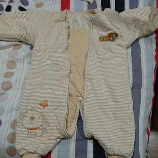 Brand New Baby Romper Jacket /blanket
