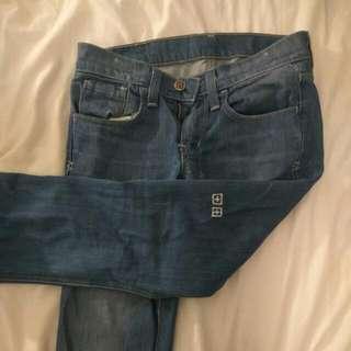 Genuine Ksubi Jeans Size 24 (Fits Size 6)