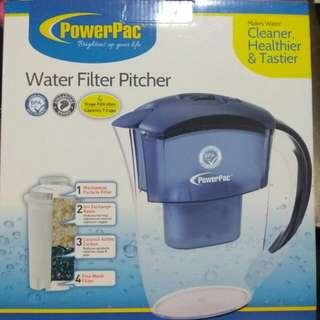 PowerPac Water Filter Pincher