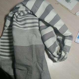 柬埔寨帶回 全新僅拆封 圍巾