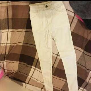 白褲 S 近全新