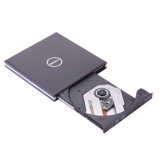 External USB3.0 3D Blu-Ray/DVD/CD Drive - Can write to Bluray discs!
