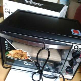 Oxone Oven 2in1 OX-858 (18Lt) New!