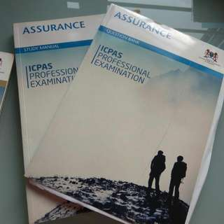 Icpas Professional Exam Study Manual And Questions - Assurance