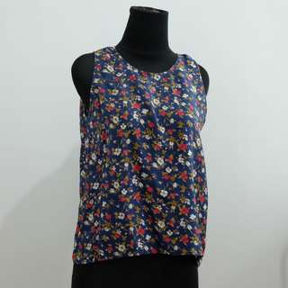 Tailor Made Floral Top