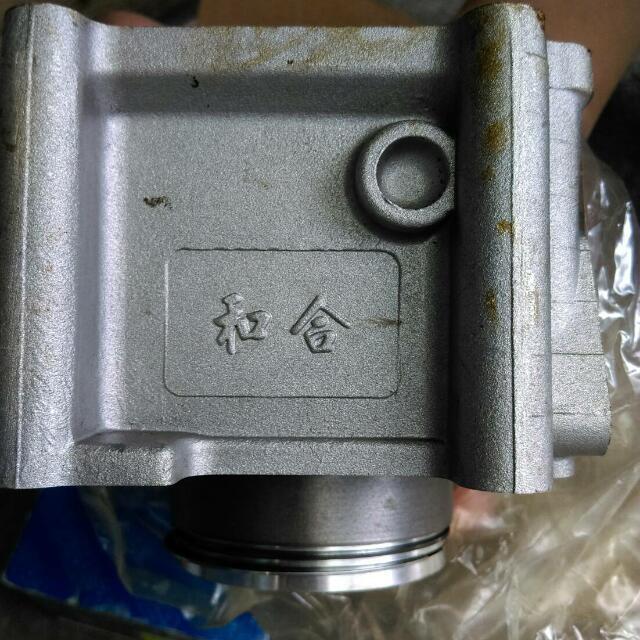 和合勁戰65mm350條汽缸曲軸組