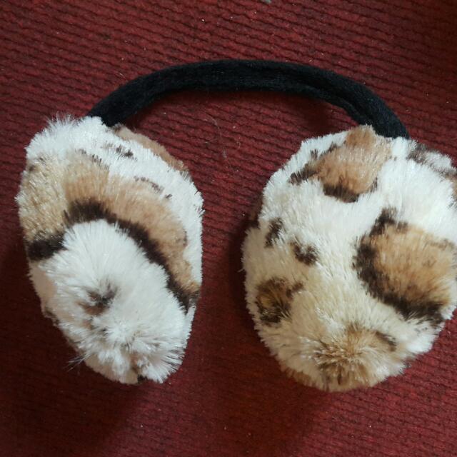 (含郵)可愛保暖耳罩