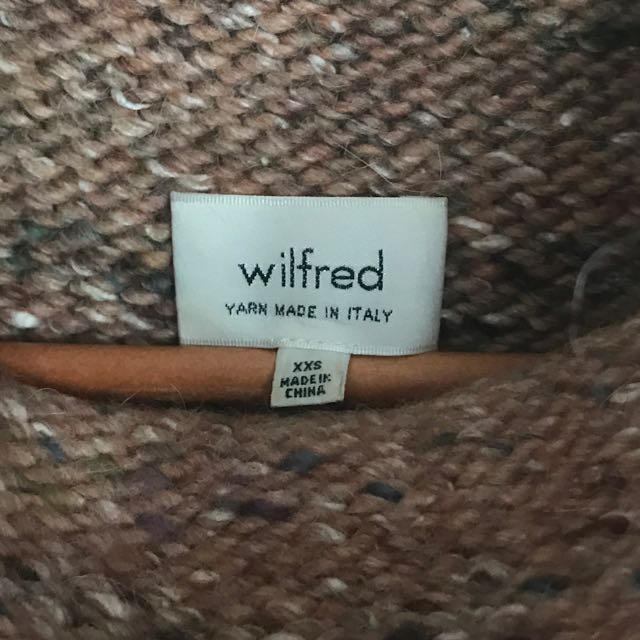 Aritzia Wilfred Durandal Sweater (xxs)