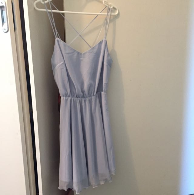 Asos New With Tags Lilac Prom Dress