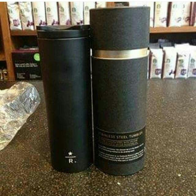 Authentc Starbucks Limited Edition 160z Stainless Tumbler