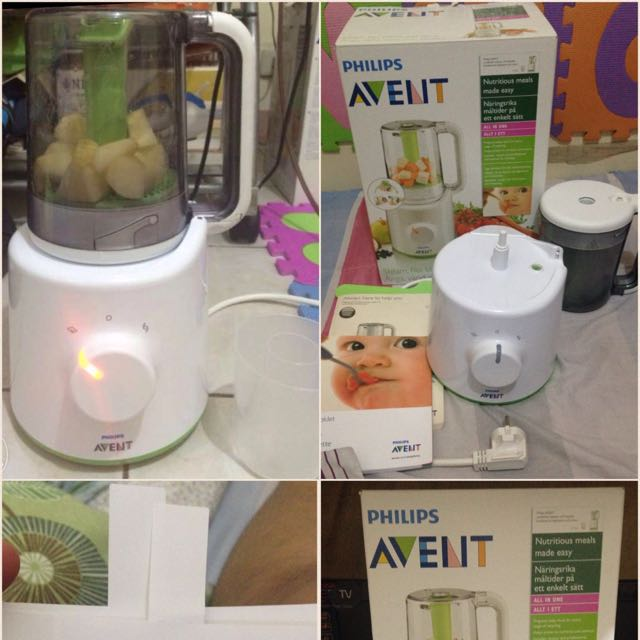 Avent Combine Steamer Blender Complete Swap Or Sell
