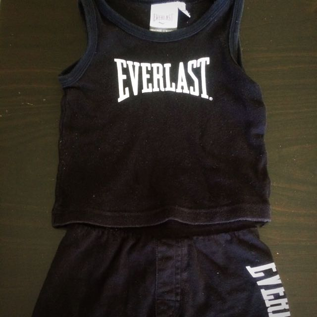 Baby Everlast Outfit