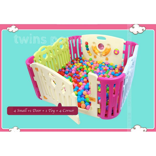 Baby Playpen Fence Play area