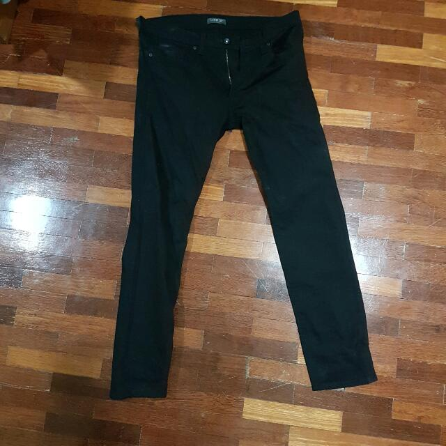 Black Jeans from Marks And Spencer