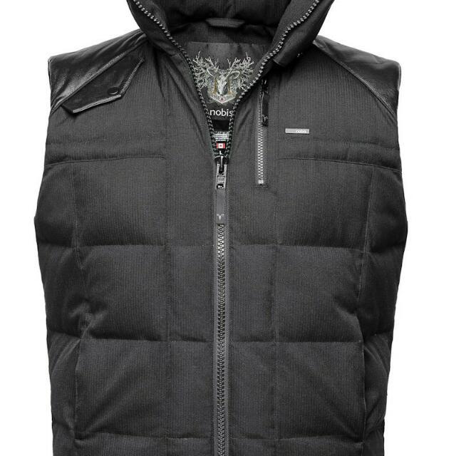 Black XS Nobis Ricky Bobby Vest
