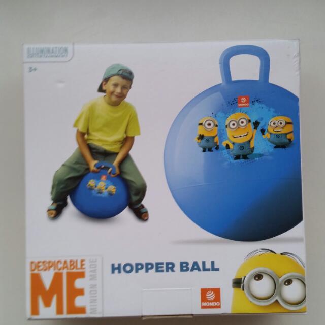 Brand New Minion Hopper