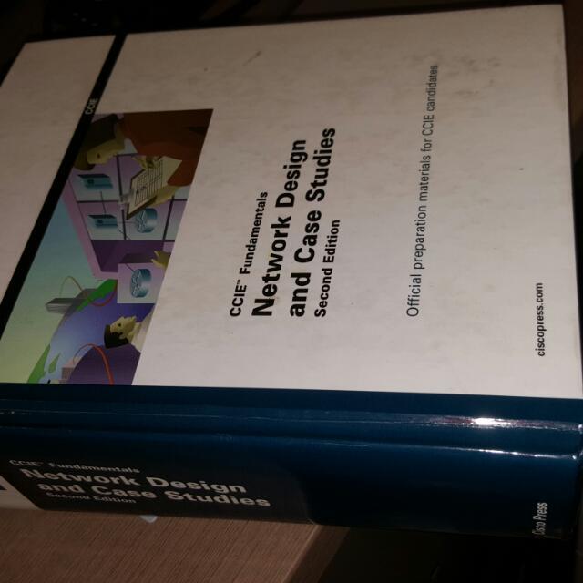 CCIE Network Design And Case Studies