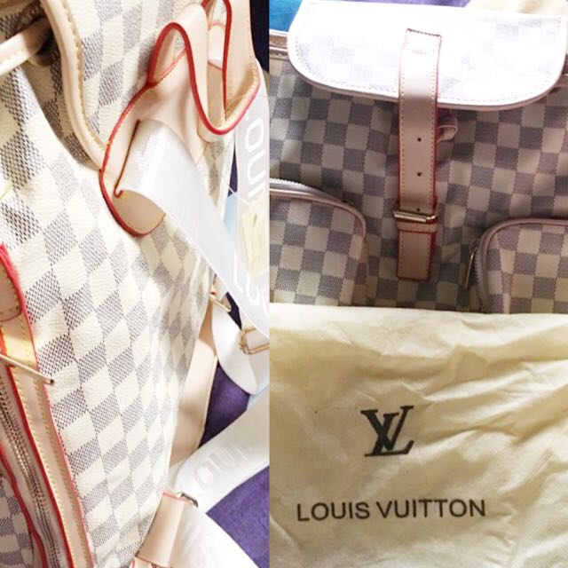 CLASS A back pack louis vuitton