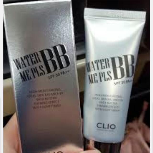 Clio Water  Me Pls BB 霜