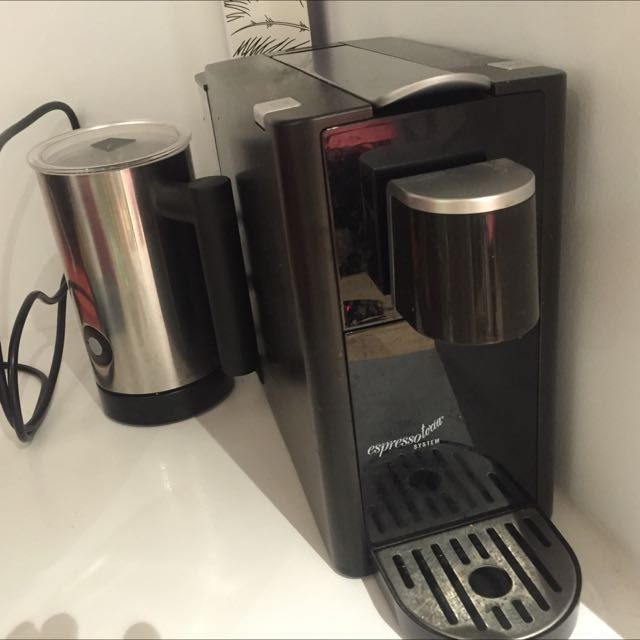 Coffee Maker& Milk Frothier