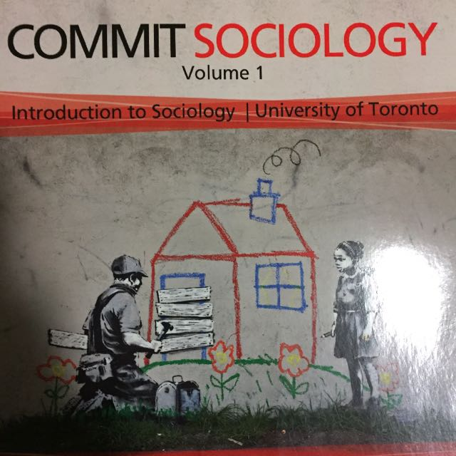 Commit Sociology Volume 1