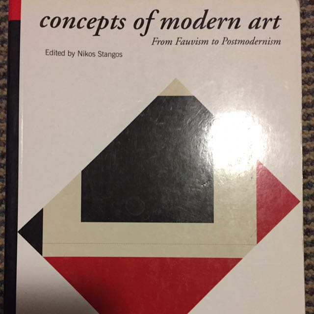 Concepts Of Modern Art