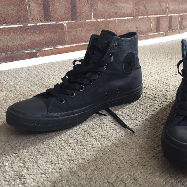 Converse Chucks size 9 / 42,5 like NEW