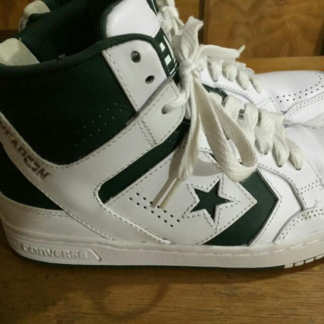 Converse Weapon Size 9
