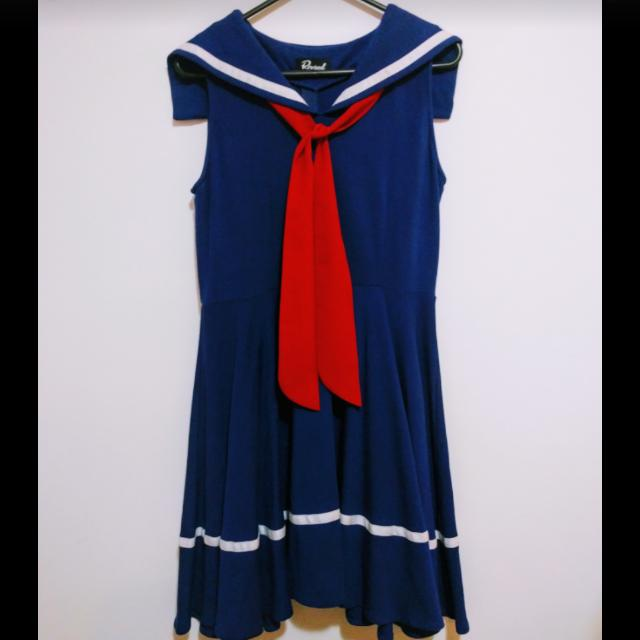 Revival Drunken Sailor Dress - Size 10
